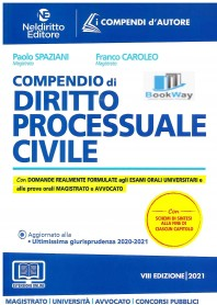 compendio di diritto processuale civile 2021