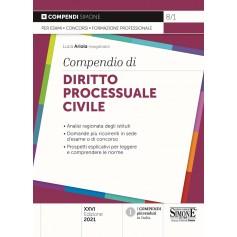 Compendio di Diritto Processuale Civile di Ariola