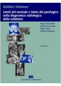 Köhler, Zimmer Limiti del normale e Inizio del Patologico nella Diagnostica Radiologica dello Scheletro di Mannella