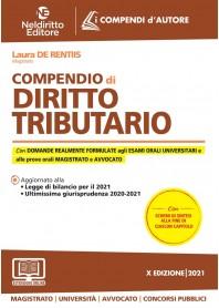 COMPENDIO DI DIRITTO TRIBUTARIO di Rentiis