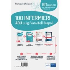 Concorso 100 Infermieri AOU Luigi Vanvitelli Napoli Kit