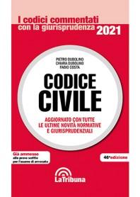 codice civile commentato con la giurisprudenza 2021
