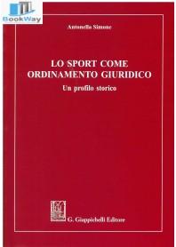 sport ordinamento giuridico (lo)
