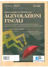 agevolazioni fiscali - marzo 2021