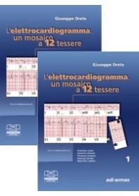 Elettrocardiogramma un Mosaico a 12 Tessere di Oreto