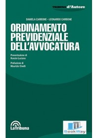 ordinamento previdenzialedell'avvocatura (l')