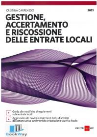 gestione, accertamento e riscossione delle entrate locali 2021