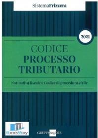 codice processo tributario 2021