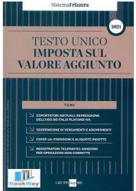 testo unico imposta sul valore aggiunto 2021
