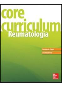 Core Curriculum Reumatologia di Punzi, Doria