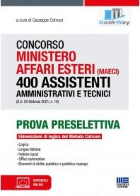 concorso ministero affari esteri (maeci)