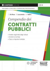 Compendio dei Contratti Pubblici di De Rosa, Locoratolo, Vallini