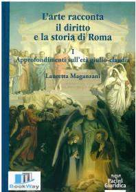 arte racconta il diritto e la storia di roma (l').
