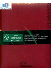 agenda legale pocket 2022 - rosso classic