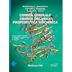 Chimica Generale - Chimica Organica - Propedeutica Biochimica di Denniston, Topping, Caret