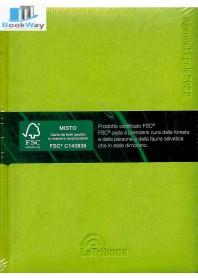 agenda legale pocket 2022 - verde pistacchio