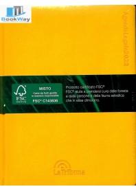agenda legale pocket 2022 - giallo