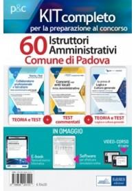 Concorso 60 Istruttori Amministrativi Comune Padova Kit