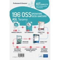 Concorso 196 OSS ASL Teramo Kit
