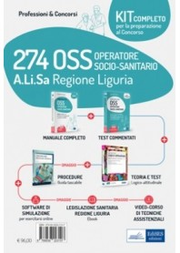 Concorso 274 OSS ALiSa Regione Liguria Kit