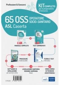 Concorso 65 OSS ASL Caserta Kit