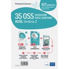 Concorso 35 OSS AUSL Umbria 2 Kit
