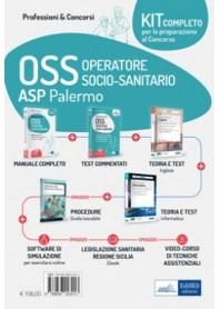 Concorso OSS Operatori Socio-Sanitari ASP Palermo Kit