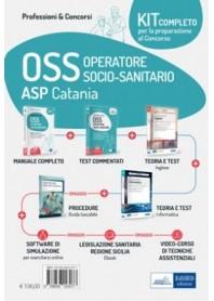 Concorso OSS Operatori Socio-Sanitari ASP Catania Kit