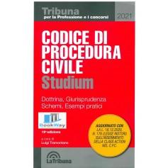 codice di procedura civile studium 2021