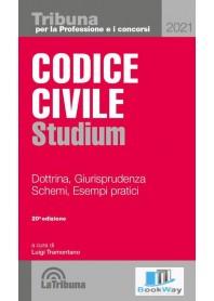 codice civile 2021 studium