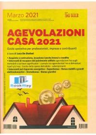 agevolazioni fiscali casa  03-2021