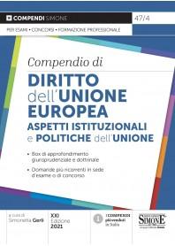 Compendio di Diritto dell'Unione Europea di Gerli