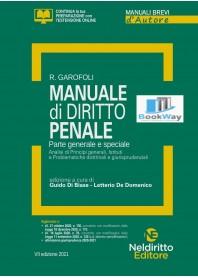 manuale di diritto penale - manuali brevi