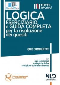 logica eserciziario e guida completa per le risoluzioni dei quesiti