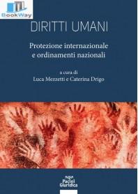 diritti umani. protezione internazionale e ordinamenti nazionali