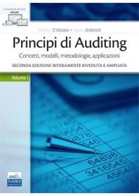 Principi di Auditing di D'Alessio, Antonelli