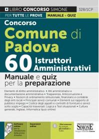 Concorso 60 Istruttori Amministrativi Comune di Padova