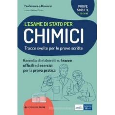 Manuale per Esame di Stato per Chimici di D'Errico