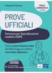 Prove Ufficiali Commentate Specializzazioni Mediche