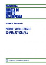 Proprietà Intellettuale ed Opera Fotografica di Mongillo