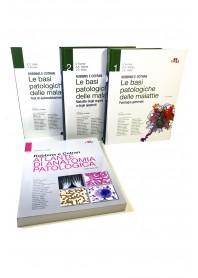 Robbins Anatomia Patologica Kit di Robbins, Cotran, Kumar, Klatt