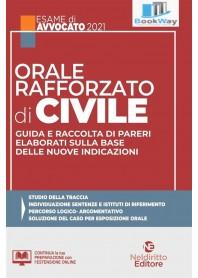 orale rafforzato di civile 2021