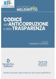 codice dell'anticorruzione e della trasparenza 2021
