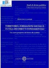 territorio, formazioni sociali e tutela dei diritti fondamentali