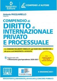 compendio di diritto internazionale privato processuale