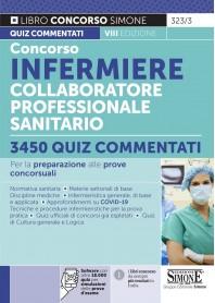 Concorso Infermiere Collaboratore Professionale Sanitario 3450 Quiz