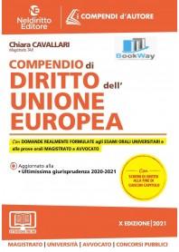 compendio di diritto dell'unione europea 2021