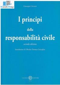 principi della responsabilitÀ civile (i)