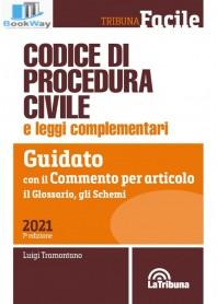 codice di procedura civile e leggi complementari 2021