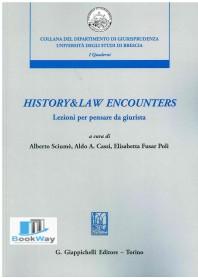history & law encounters